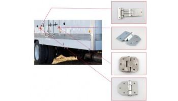 Петли для фургонов, ящиков и дверей на нашем сайте!