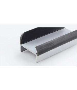 Уплотнитель П-образный 21 мм.| 3 метра