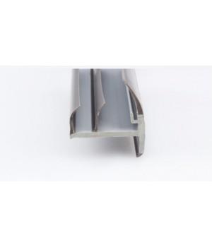 Резинопластиковый уплотнитель Г-образный 45 мм.