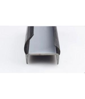 Резинопластиковый уплотнитель П-образный 50 мм.