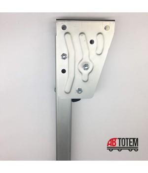 Кронштейн вертикальный 572 мм| Оцинкованная сталь
